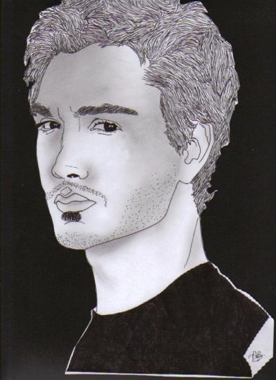 Chad Michael Murray by Alex2B